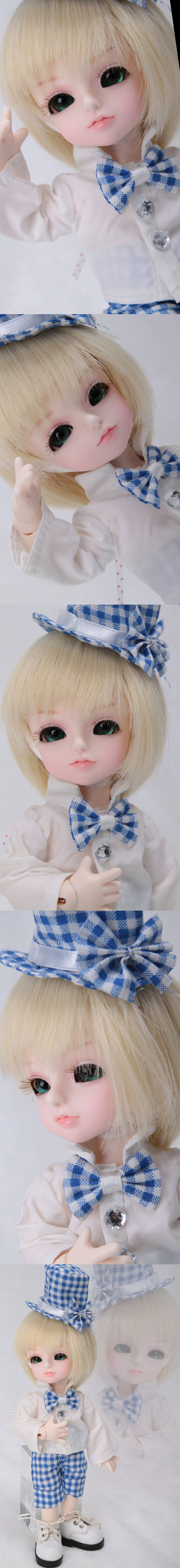 BJD YiQi 27cm Boy Ball-jointed doll