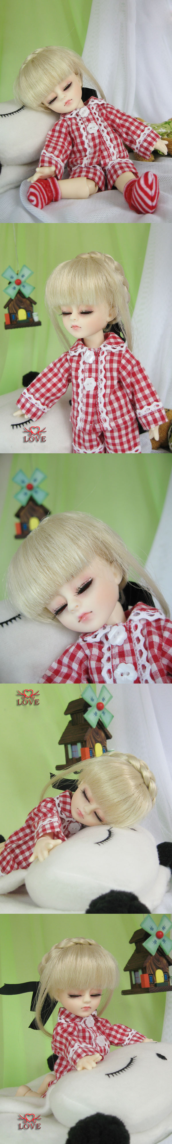 BJD Jane 26.5cm Girl Ball-jointed doll