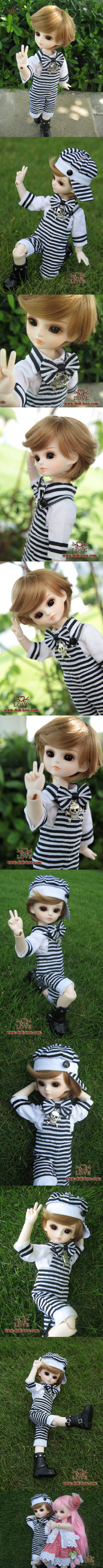 BJD Zoey 27cm Boy Ball-jointed doll