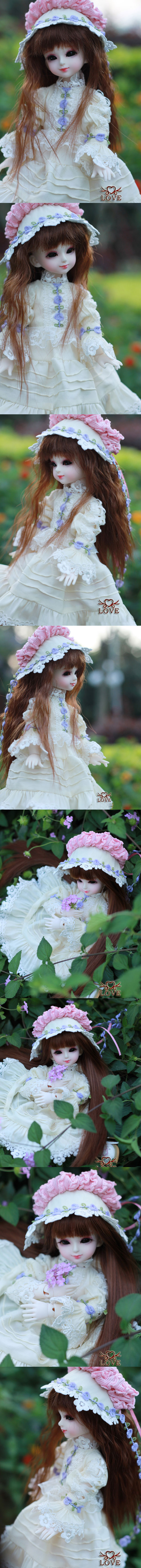 BJD Yiyi 27cm Girl Ball-jointed doll