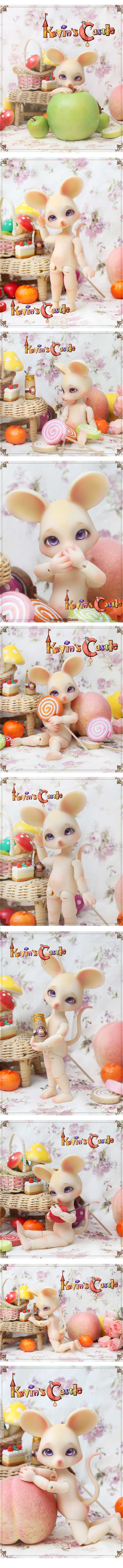 BJD Kevin-1 Ball-jointed doll